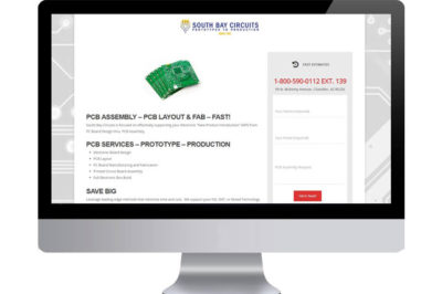 landing page design blog