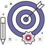 ppc advertising digital marketing icon