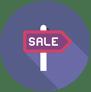 customer conversion optimized icon